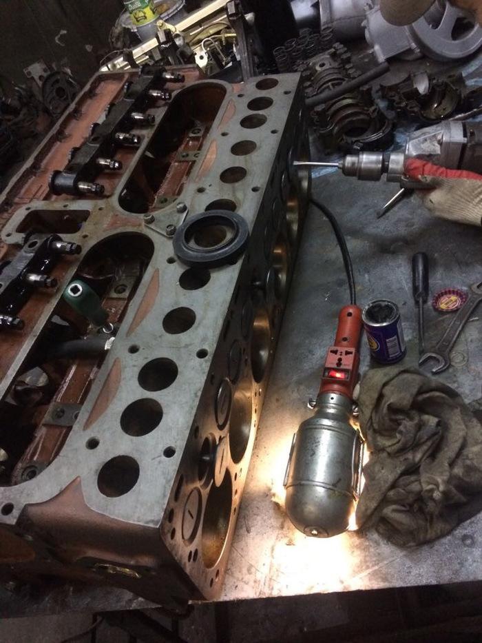 РеставрацияЗИЛ-157 Реставрация, Авто, Зил-157, ЗиЛ, Длиннопост, Drive2