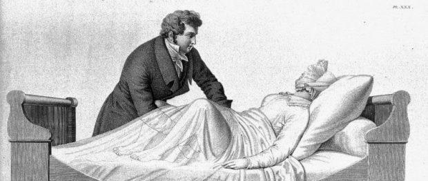 """Лечение женской истерии или """"бешенство матки"""" Медицина, Бешенство, Лечение, Длиннопост"""