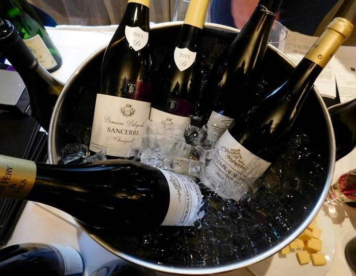 Побойтесь Диониса! Вино, Французы, Холодильник