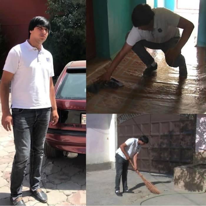 В Таджикистане мужчин, домогавшихся женщин на улице, стали наказывать общественными работами Таджикистан, Сексуальные домогательства, Преступление, Преступление и наказание, Длиннопост