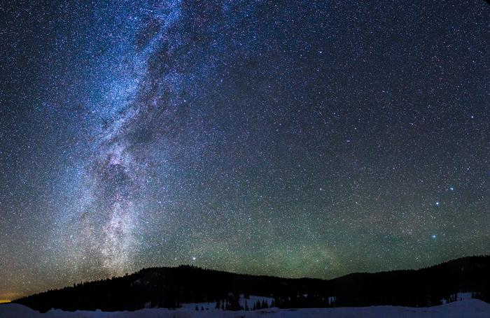 Ночные Timelapse съемки. Первые мои шаги Астрофото, Таймлапс, Млечный путь, Планеты и звезды, Галактика, Астрономия, Космос, Видео, Длиннопост