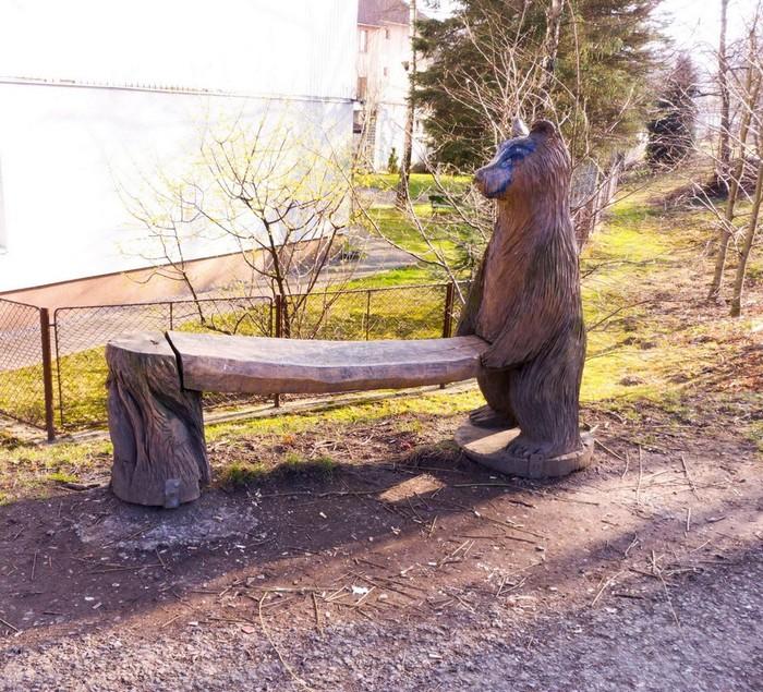 Медведь пикабушника