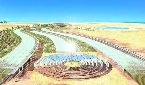 Зелёная революция. Ученые хотят превратить Сахару в джунгли и нанести удар по глобальному потеплению. Сахара, Пустыня, Глобальное потепление, Наука, Вода, Зелень, Длиннопост