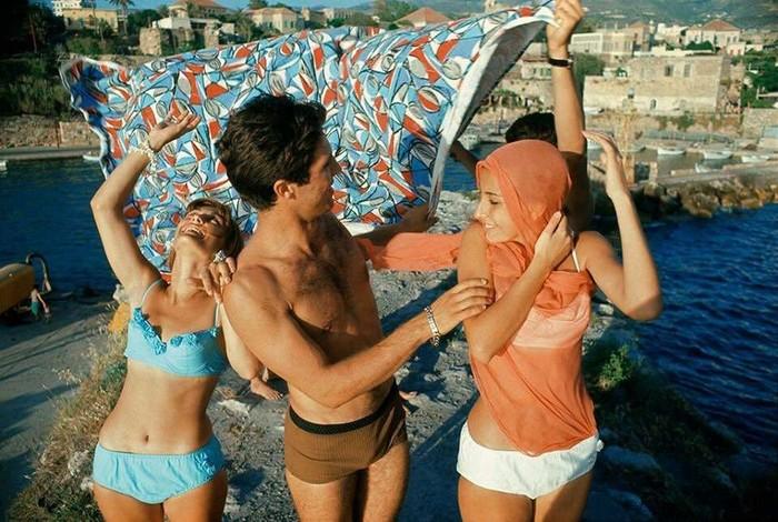 Ливанцы, 1965 год