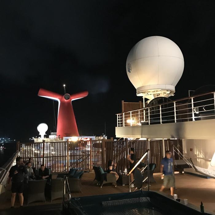 Вся правда о работе на круизном лайнере Путешествия, Рассказ, Океан, Море, Круизные лайнеры, Крюмембер, Длиннопост