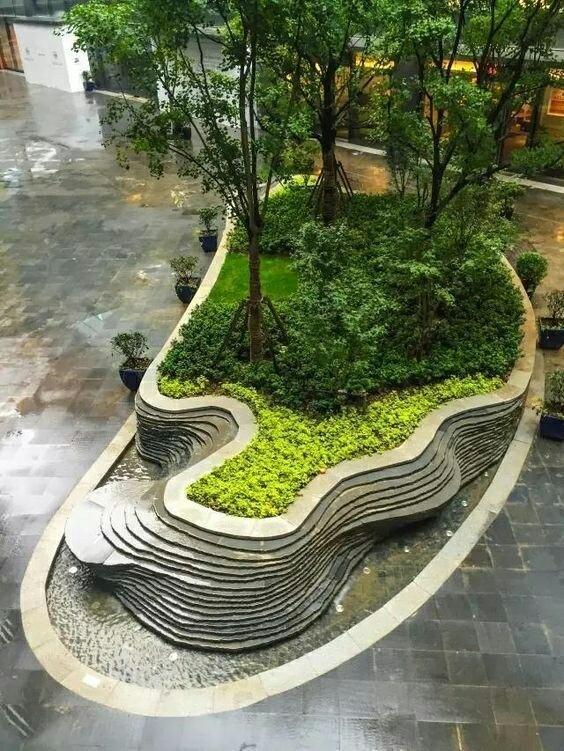 Ландшафтный дизайн. Интересное, Фотография, Архитектура, Красота, Дизайн, Ландшафт, Длиннопост