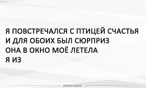 Социопаты они такие)