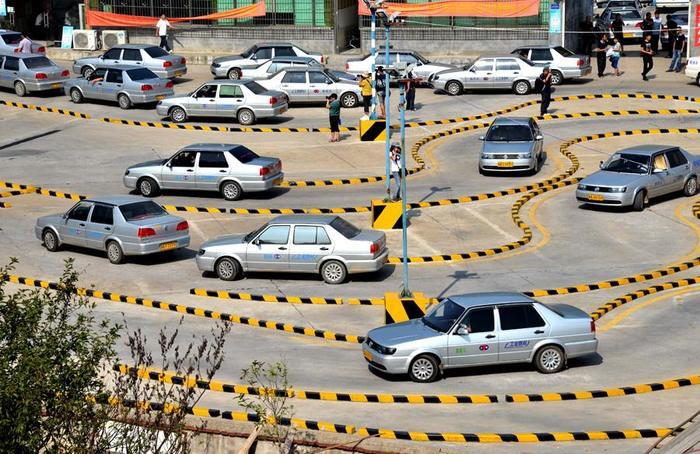Получение водительских прав в Китае. Личный опыт. Китай, Китайцы, Авто, Автомобилисты, Водительские права, Длиннопост, Электромобиль, Азия, Азиаты