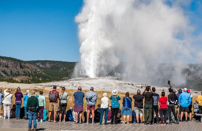 Национальный парк №1 в США - Yellowstone Фотография, Национальный парк, Йеллоустоун, Canon 5D, Длиннопост