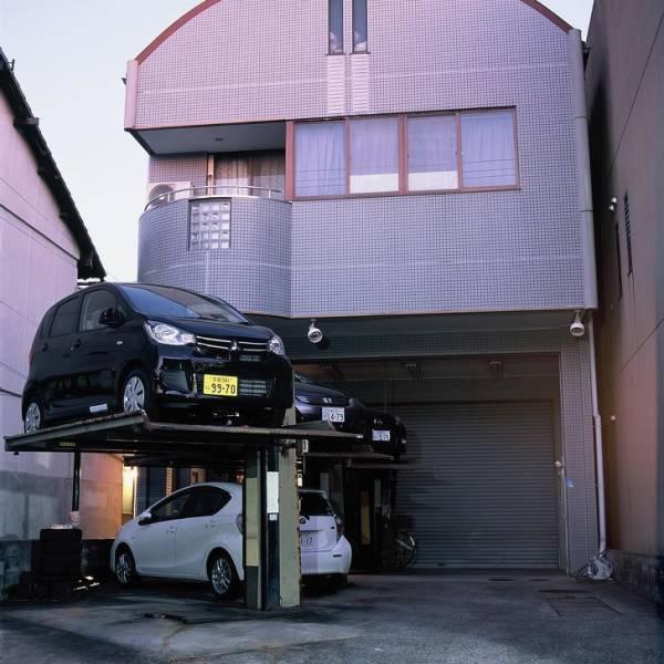 Парковка , Япония