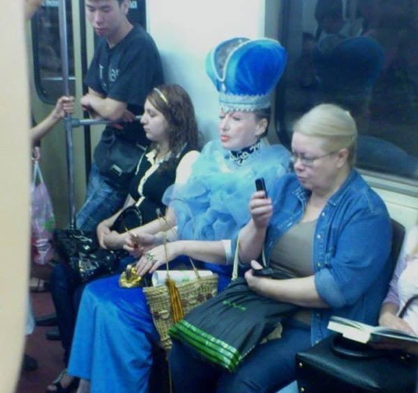 Типичное Петербургское метро 2 Длиннопост, Санкт-Петербург, Метро, Фрики