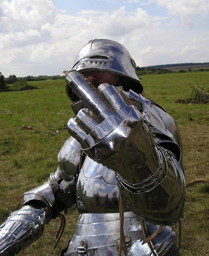 А рыцари взаправду были? - Что ты, сынок, это фантастика... Лига историков, Средневековье, Рыцарь, Технологии, Ответы на вопросы, Длиннопост