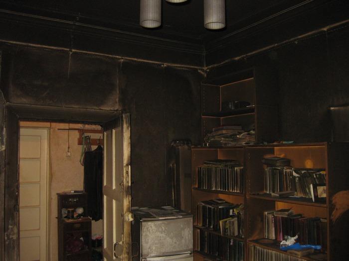 Как отсутствие вентиляции спасло от пожара Пожар, Вентиляция, Случай из жизни, Коммуналка
