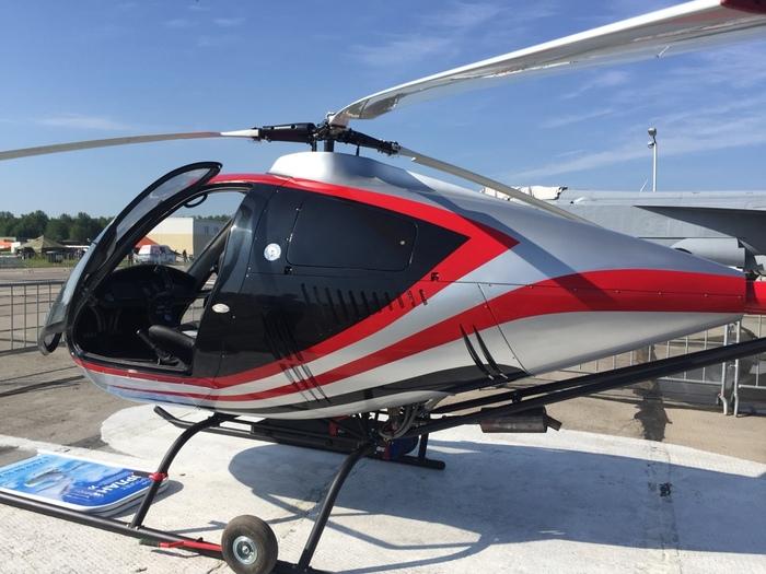 Вертолет Орлан 2 из Перми, первый полет Орлан 2, Вертолёт, Видео