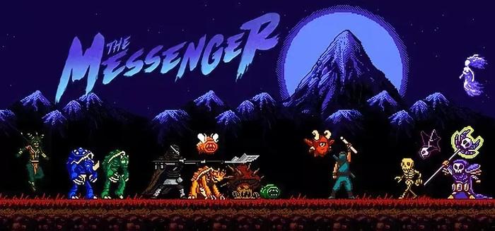 The Messenger Компьютерные игры, Игровые обзоры, Пиксельная метроидвания, Пиксель, Длиннопост