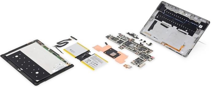 Планшет Microsoft Surface Go отремонтировать не удастся Microsoft Surface Go, Ремонт, Поломка