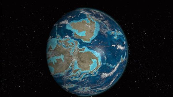 Силурийский период (силур) Zbrush, 3DS max, Фотоманипуляции, Силурийский период, Доисторические животные, Копипаста, Гифка, Длиннопост