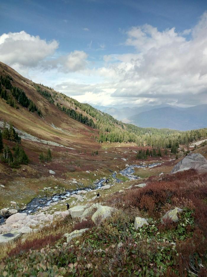 Западно-Алтайский Национальный Природный заповедник. Горы, Осень, Заповедник, Природа, Длиннопост