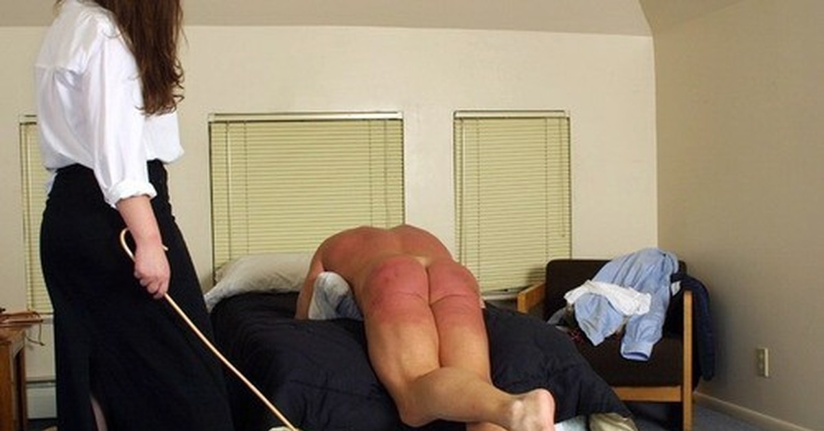 Male or man spank or spanked party video