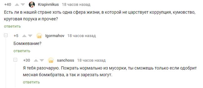 Суровая правда жизни Реальность, Скриншот, Комментарии на Пикабу