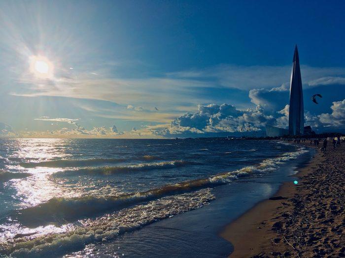 Парк 300-летия Санкт-Петербурга 16.09.2018