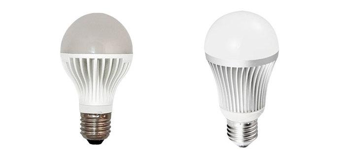 Диодные лампы и удешевление их материалов Светодиодная лампа, Китай, Плохое качество