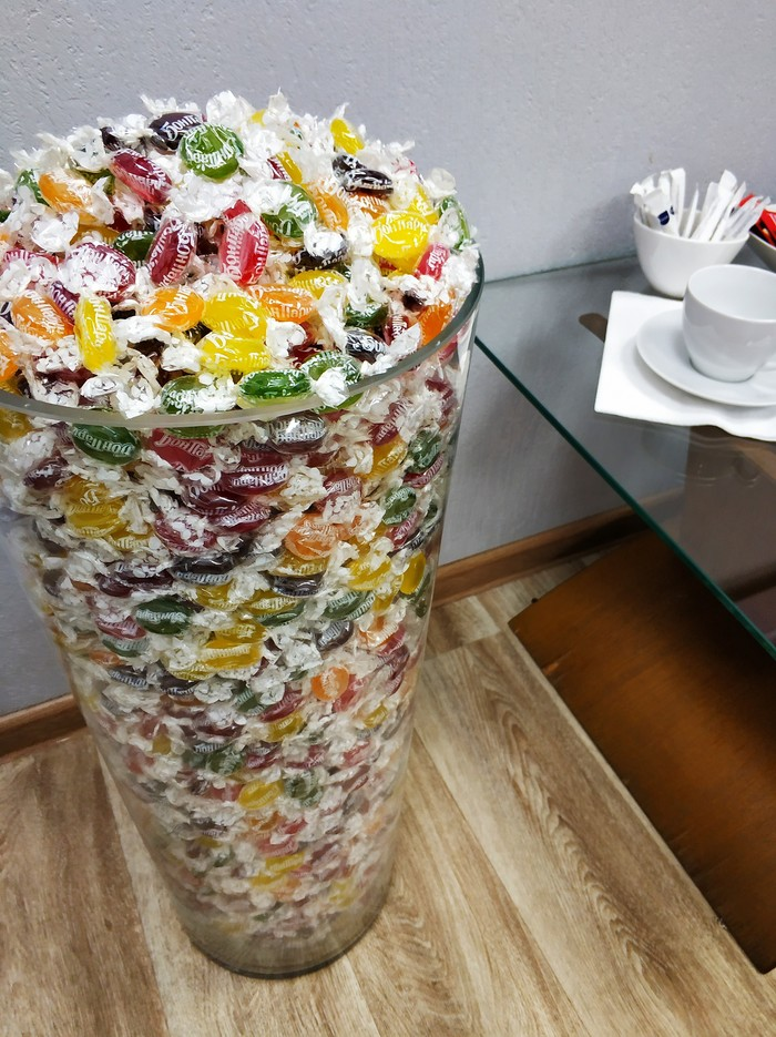 Ваза конфет для гостей Челябинск, Конфеты, Ваза, Работа