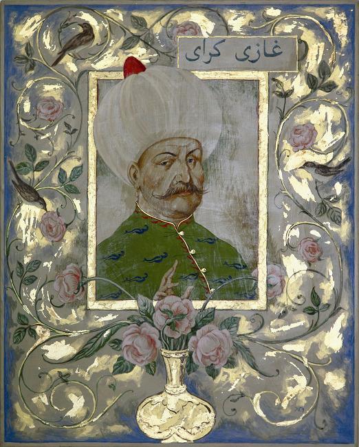 Гази-Гирей II – поэт и воин на троне Крыма. История, Крымское ханство, Длиннопост