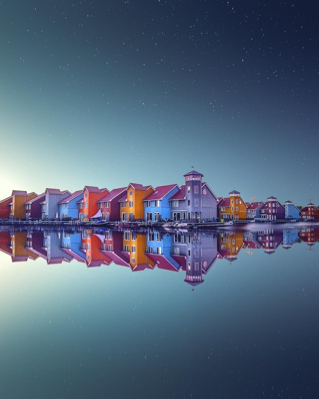 Сказочная Голландия