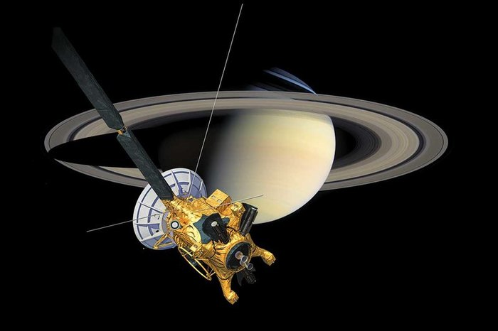cassini spacecraft pictures of saturn - HD 1600×1200