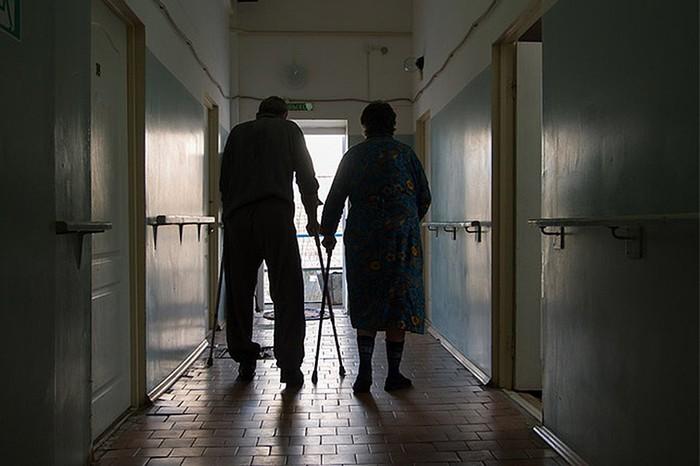 Старость это диагноз Старость, Медицина, Старикам тут не место