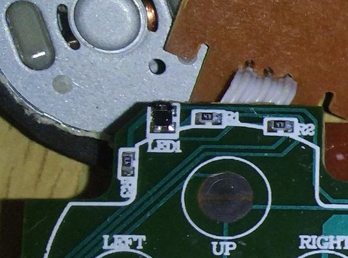 Можно ли отпаять led подсветку с геймпада без негативных последствий для оного? Ремонт, Помощь, Длиннопост