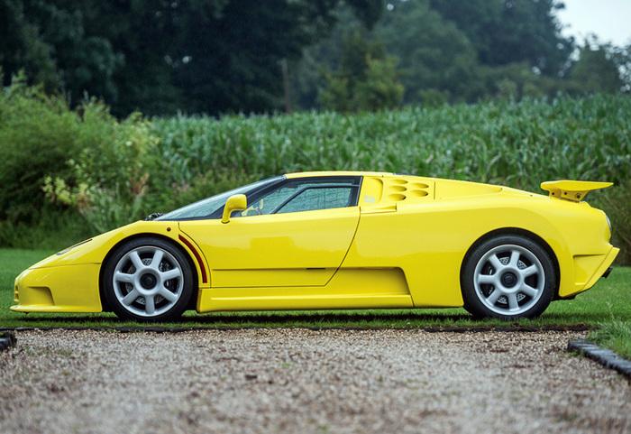 Bugatti EB110 Supersport Bugatti, Суперкар, Длиннопост