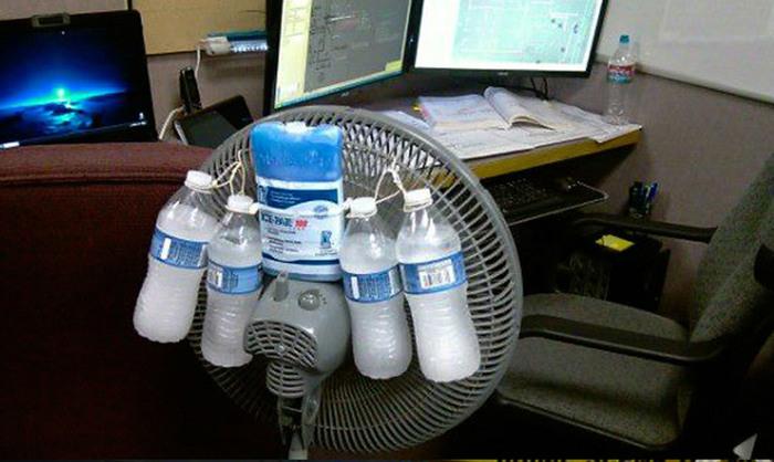 Инженерный склад ума Вентилятор, Кондиционер, Лёд, Воздуховод, Подборка, Длиннопост