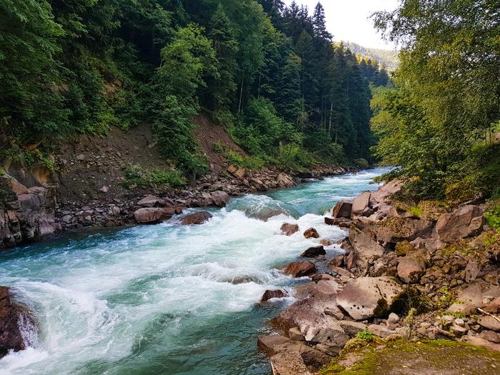 Имеретинские озёра как испытание на прочность Туризм, Кавказский заповедник, Имеретинские озёра, Карачаево-Черкесия, Поход, Длиннопост