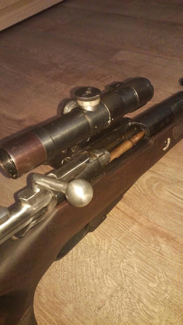 Продолжение. Установка нового ложа на винтовку Мосина. Оружие, Винтовка Мосина, Снайперская винтовка, Своими руками, Длиннопост