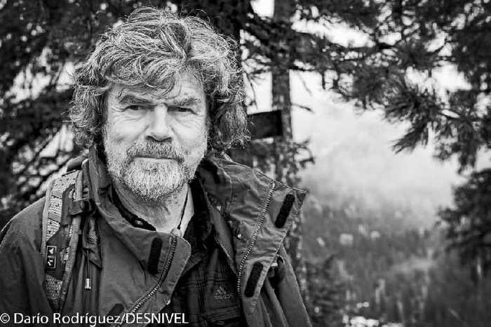 Эверест Райнхольда Месснера: Тогда и сейчас Райнхольд Месснер, Reinhold Messner, Эверест, Альпинизм, Горы, Длиннопост