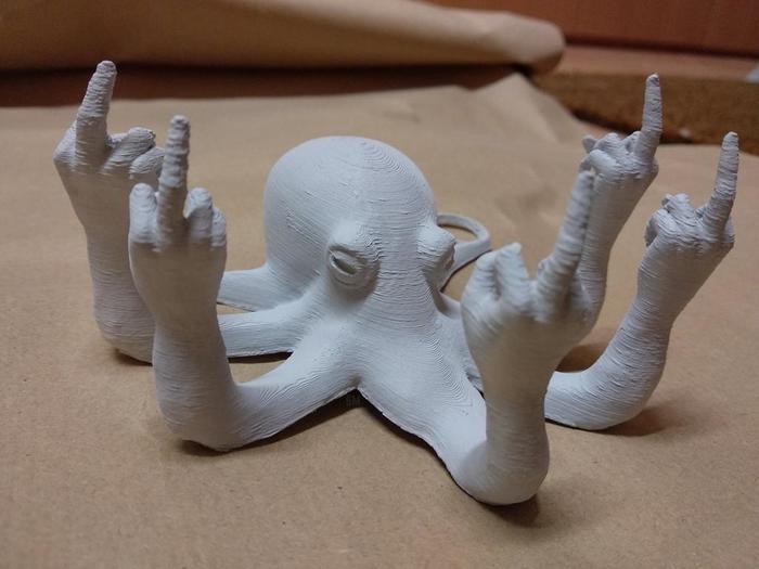 За 3D-печатью будущее, говорили они