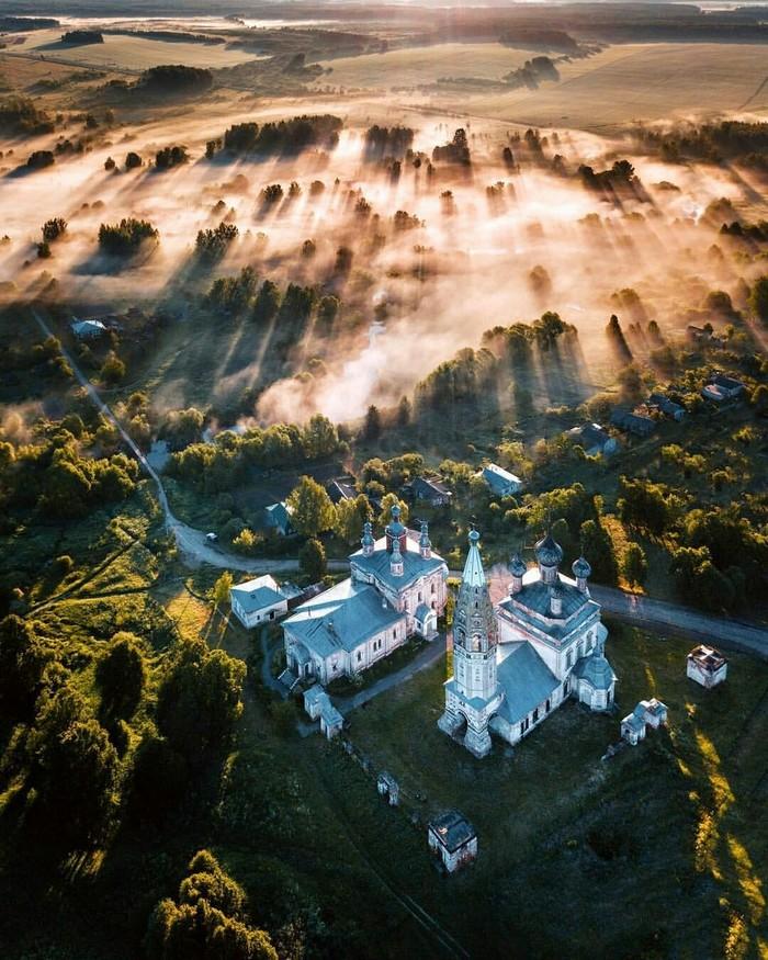 Село Парское, Ивановская область.