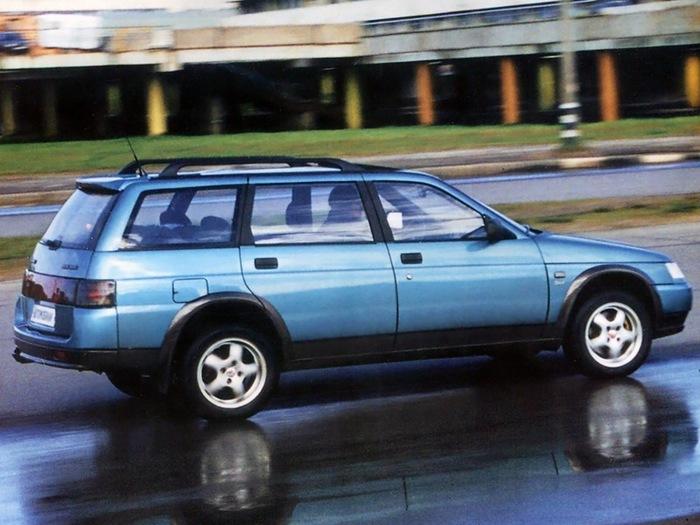 Lada 111 GTI 4x4 АвтоВАЗ, Лада, Авто, Ретро, Длиннопост