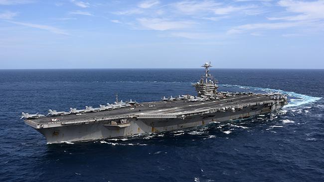 Американские СМИ уличили авианосцы ВМС США в небоеспособности. США, ВМС, Авианосцы, Bisiness Insider, ТК Звезда, Политика, Армия США
