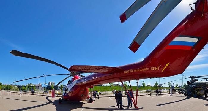HeliRussia 2018Ми-171а2. Вертолеты России, Ми-171а2, Ми-8, Выставка, Шоу, Отчет, Фотография, Длиннопост