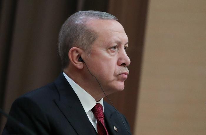 Эрдоган рассказал, как Турция и Германия отстаивали право закупать газ у России Политика, Турция, Германия, Эрдоган, Газ, Россия, США, Liferu