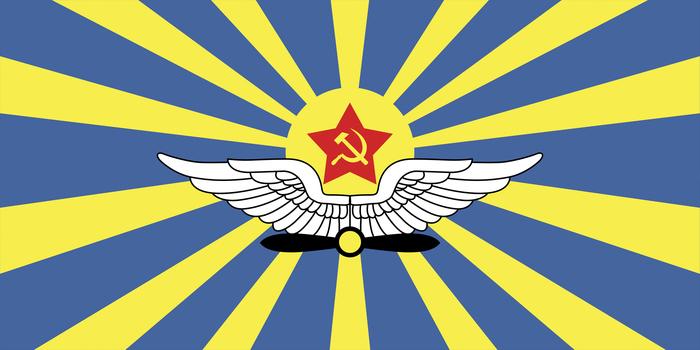 Флаг ВВС СССР в векторе. Просто может надо кому Без рейтинга, Флаг, СССР, Ввс, Вектор, Исходники, Все для народа