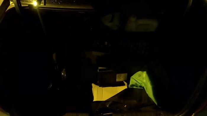 Подсветка в багажник Свет, Багажник, Доработка, Длиннопост