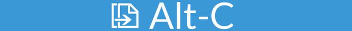 Alt+C Удобная программа для передачи текста с телефона на пк