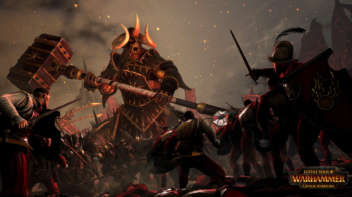 Тьма над бездной - 3 Total war: Warhammer, Стратегия, Компьютерные игры, Warhammer, Литстрим, Warhammer Fantasy Battles, Длиннопост