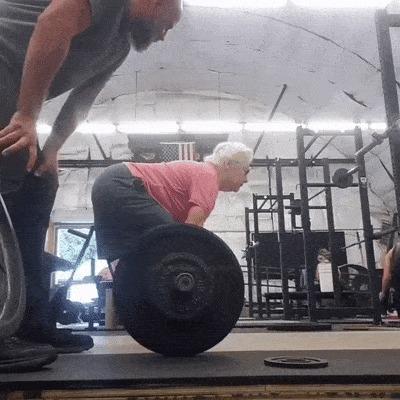 Бабушкина тяга.