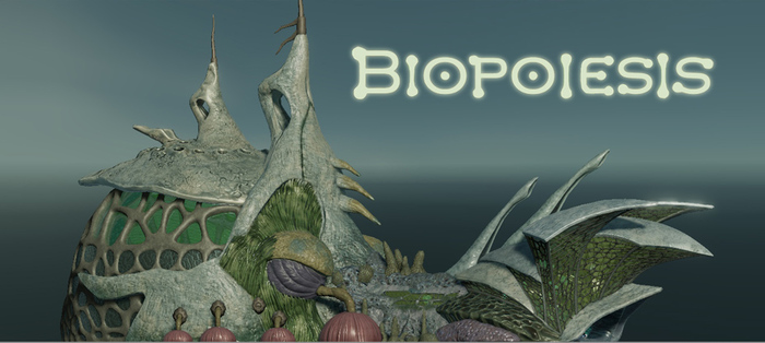 Biopoiesis (биопанк адвенчура) Biopunk, Биопанк, Киберпанк, Biopoiesis, Фантастика, Чужие, Гигер, Биология, Длиннопост