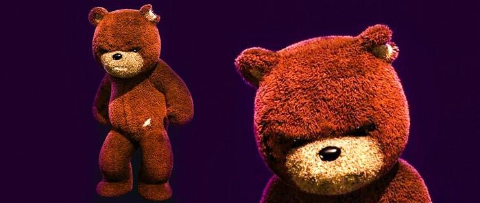 Учусь делать коллажи в Photoshop Photoshop, Коллаж, Учусь, Angry Bear, Мишка-Апокалипсишка, Длиннопост